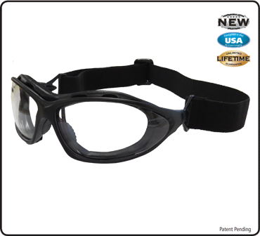 CatEyes Safety Glasses, Super Seal