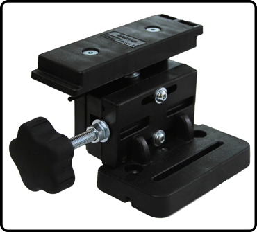Bench Mount Precision Adjustment Block