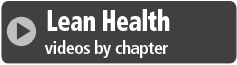 Lean Health - Videos by Chapter