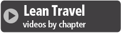 Lean Travel - Videos by Chapter