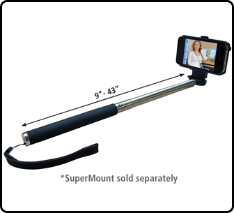 iPole Mini and SuperMount