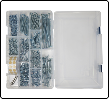 PowerHead Screw Sample Kits
