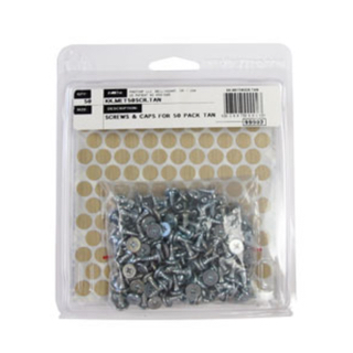 Screws & Caps for Metal Kolbe Korners