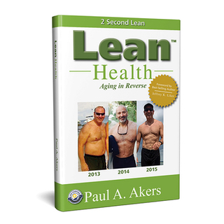Lean Health Book/CD