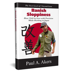 Banish Sloppiness Book