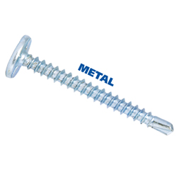 PowerHead Screws for Metal from FastCap