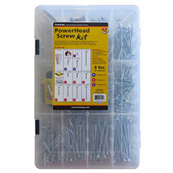 PowerHead Screw Kit